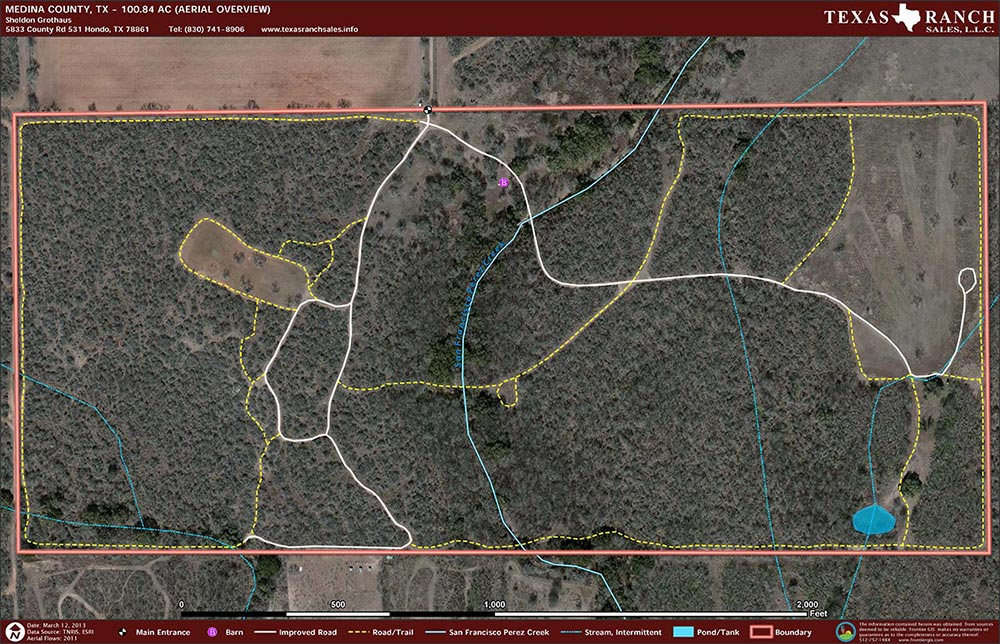 Texas Ranch For Sale 100 Acres Ranch Real Estate In