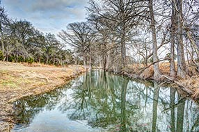 Ranch real estate image 1064 acres Kerr County