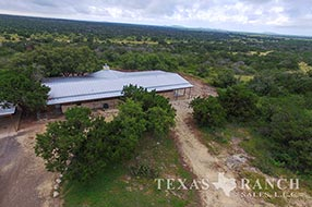 Ranch real estate image 400 acres Uvalde County